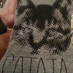 ATATA Tシャツ Untigre×Sousuke Mochizuki