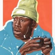 Tyler  -2016 Acrylic on canvas