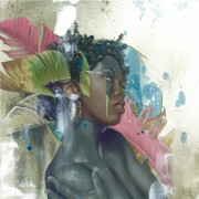 Lauryn Hill -2017 Acrylic on canvas