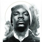 Snoop Dogg -2017 sumi on canvas